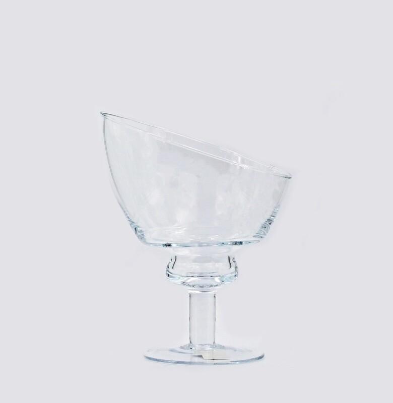 Coppa gabi piccola in vetro Pz. 1