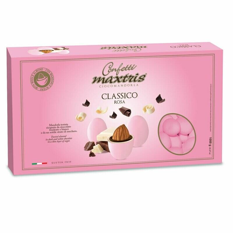 Mini Maxtris classico rosa