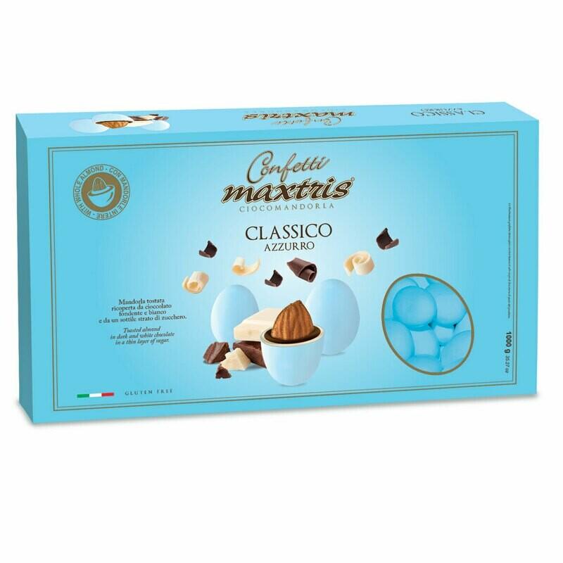 Mini Maxtris classico azzurro