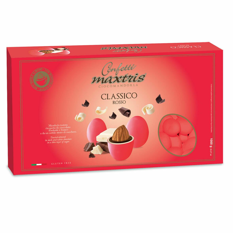 Maxtris classico rosso