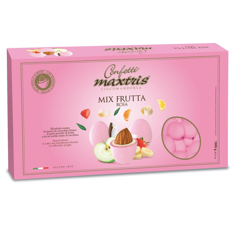 Maxtris Mix Frutta rosa Pz.1