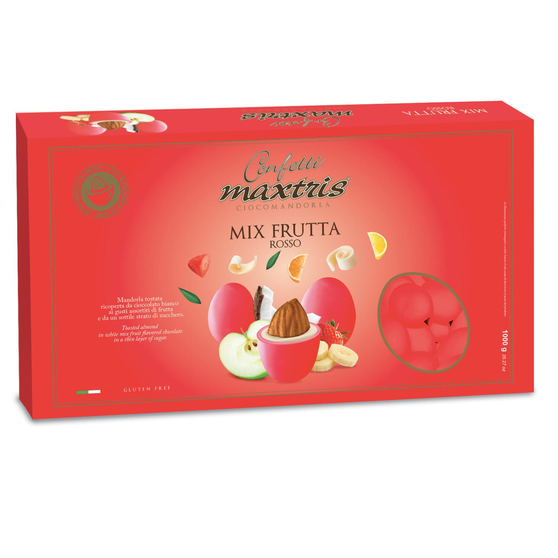 Maxtris Mix Frutta rosso Pz.1