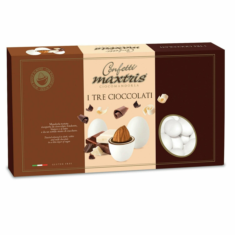 Maxtris i tre cioccolati  Pz.1
