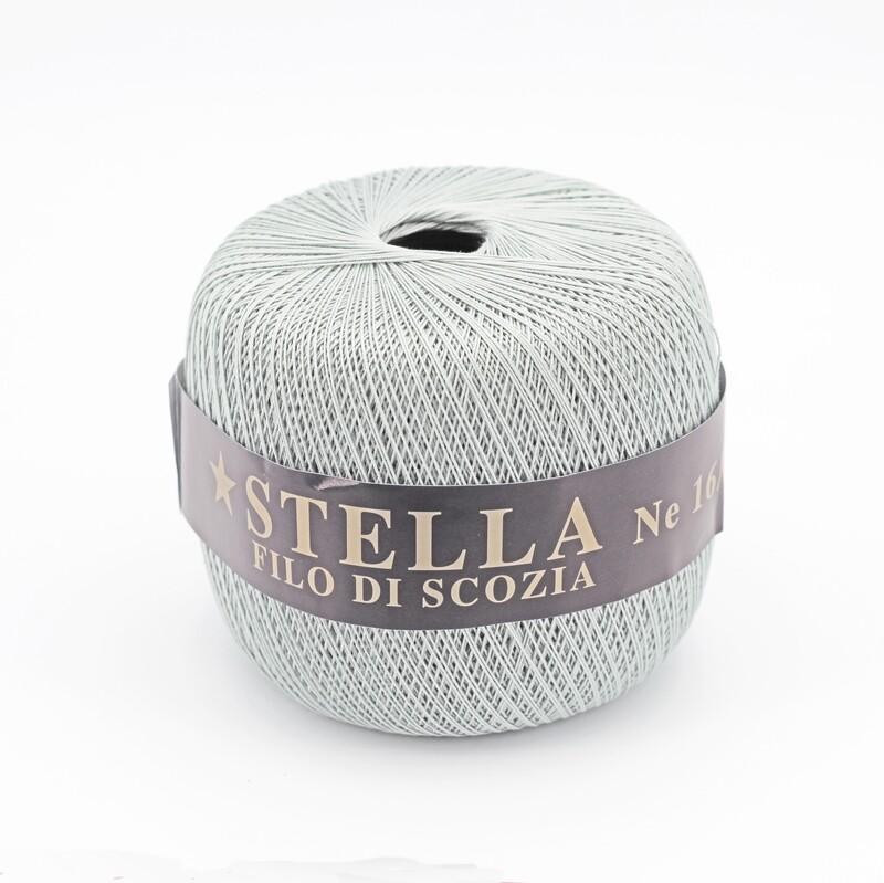 Silke by Arvier Filo di scozia stella colore 630 misura 12/3 grammi 100 Pz. 10