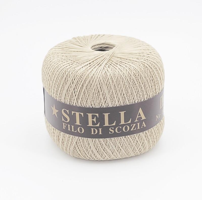 Silke by Arvier Filo di scozia stella colore 39 misura 12/3 grammi 100 Pz. 10