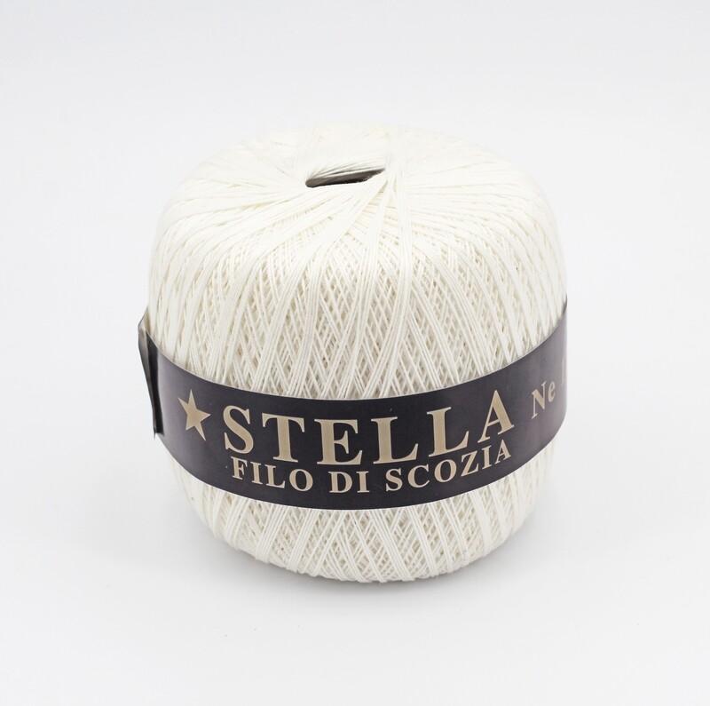 Silke by Arvier Filo di scozia stella colore 100 misura 12/3 grammi 100 Pz. 10