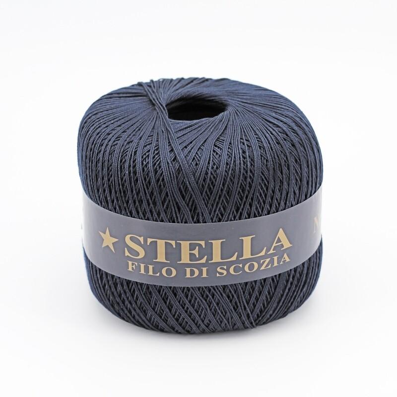 Silke by Arvier Filo di scozia stella colore 19 misura 12/3 grammi 100 Pz. 10