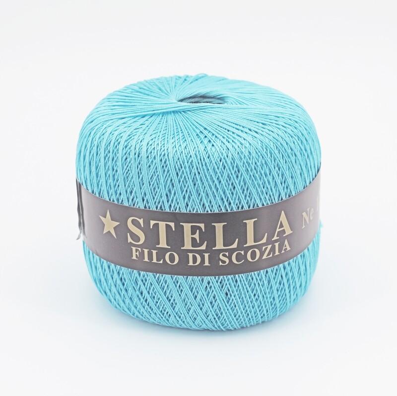 Silke by Arvier Filo di scozia stella colore 610 misura 12/3 grammi 100 Pz. 10