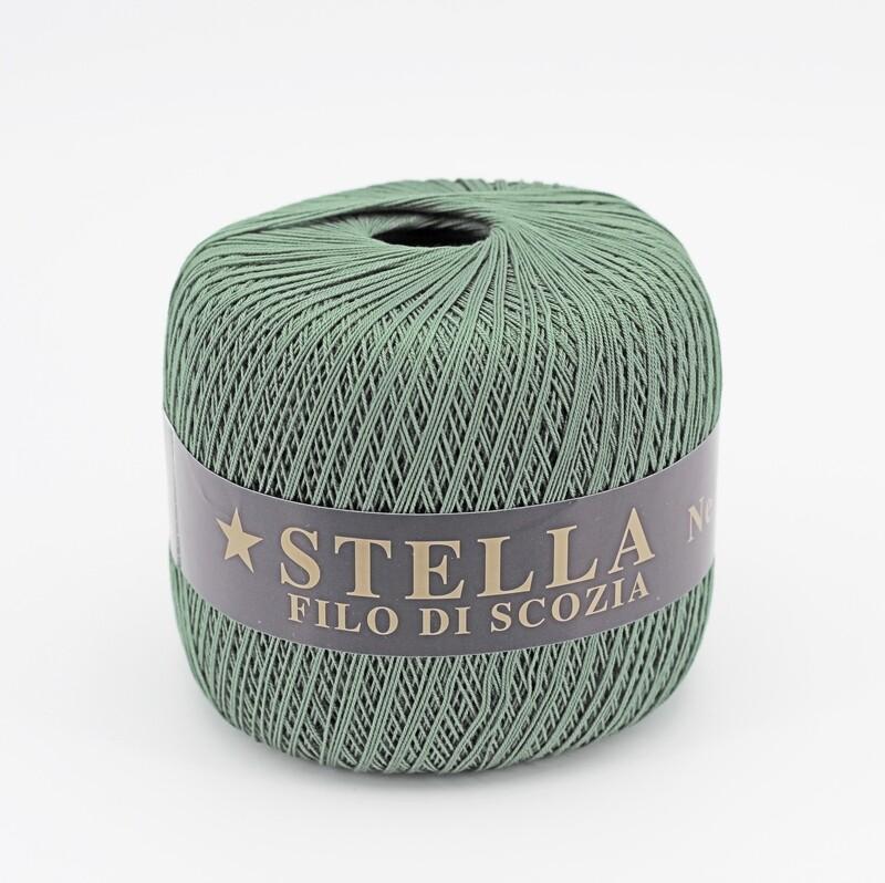 Silke by Arvier Filo di scozia stella colore 635 misura 12/3 grammi 100 Pz. 10