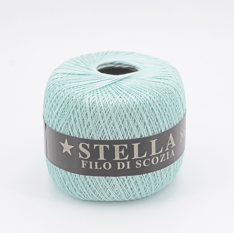 Silke by Arvier Filo di scozia stella colore 57 misura 12/3 grammi 100 Pz. 10