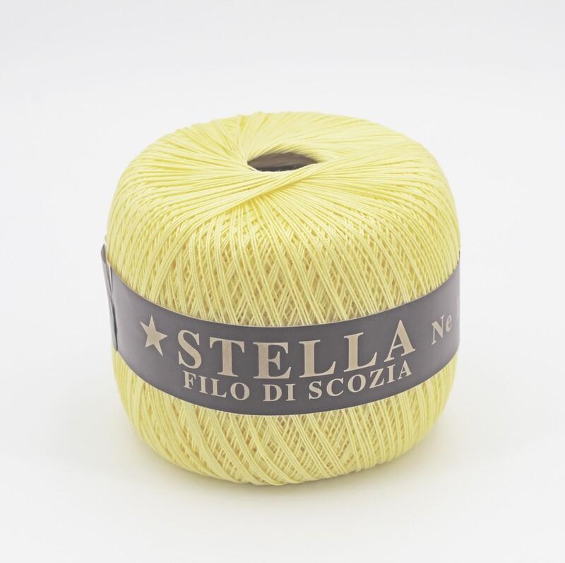 Silke by Arvier Filo di scozia stella colore 04 misura 12/3 grammi 100 Pz. 10