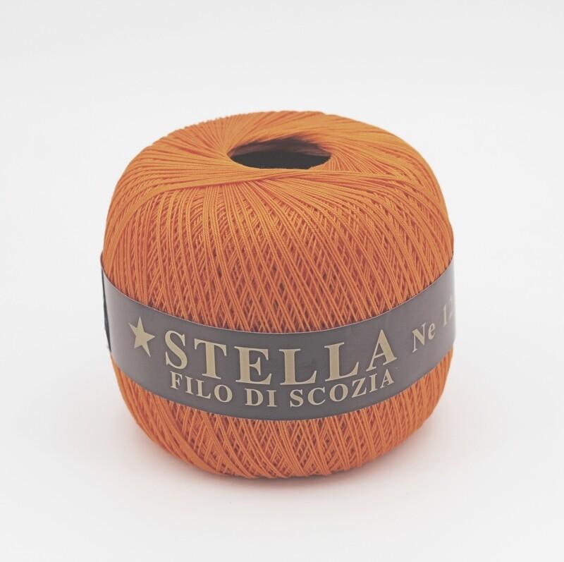 Silke by Arvier Filo di scozia stella colore 624 misura 12/3 grammi 100 Pz. 10