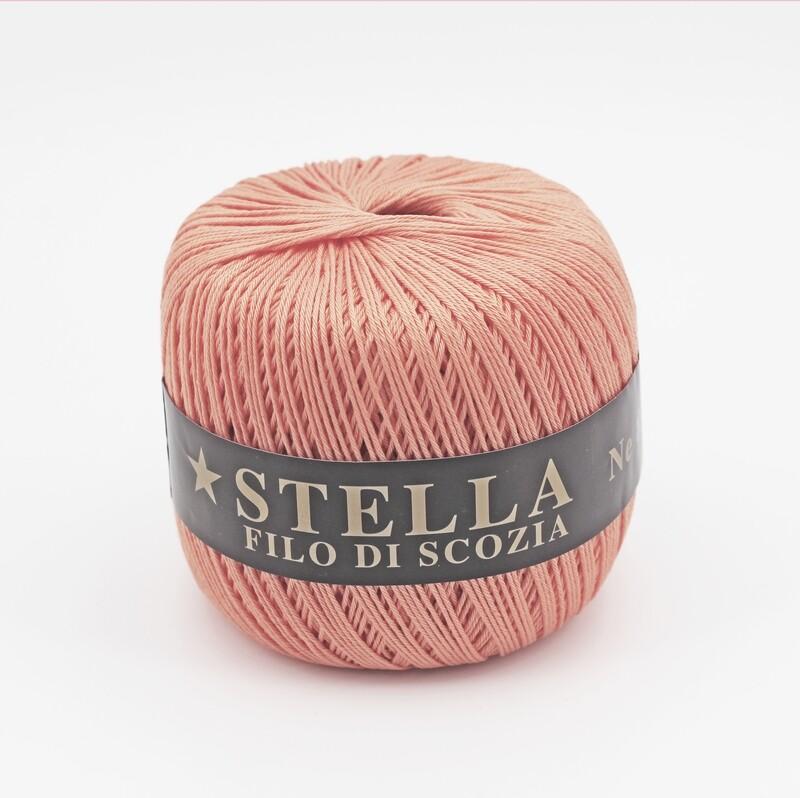 Silke by Arvier Filo di scozia stella colore 603 misura 12/3 grammi 100 Pz. 10