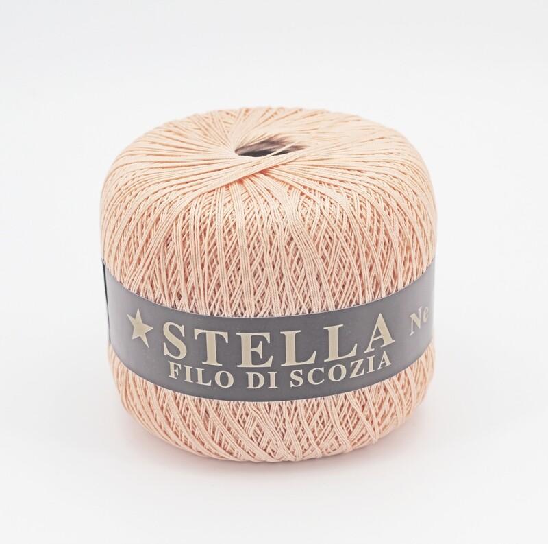 Silke by Arvier Filo di scozia stella colore 81 misura 12/3 grammi 100 Pz. 10