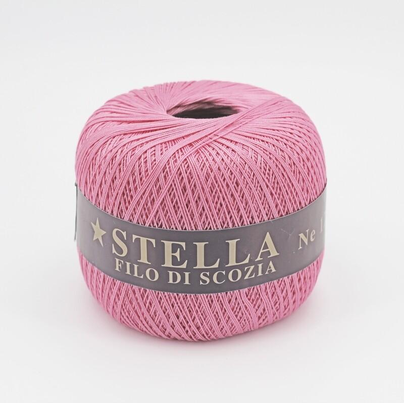 Silke by Arvier Filo di scozia stella colore 28 misura 12/3 grammi 100 Pz. 10