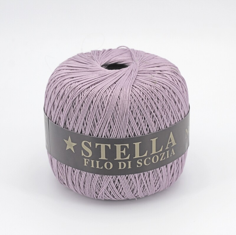 Silke by Arvier Filo di scozia stella colore 45 misura 12/3 grammi 100 Pz. 10