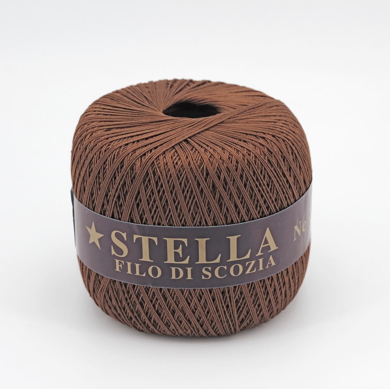 Silke by Arvier Filo di scozia stella colore 56 misura 8/3 grammi 100 Pz. 10