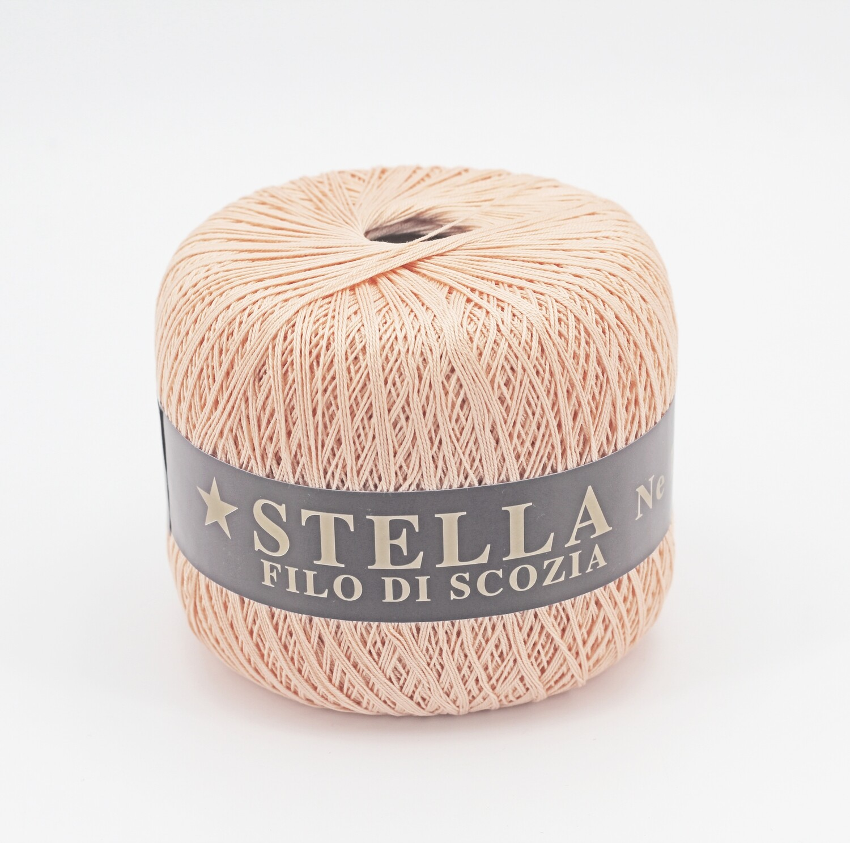 Silke by Arvier Filo di scozia stella colore 81 misura 8/3 grammi 100 Pz. 10