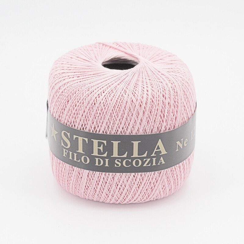 Silke by Arvier Filo di scozia stella colore 07 misura 8/5 grammi 100 Pz. 10