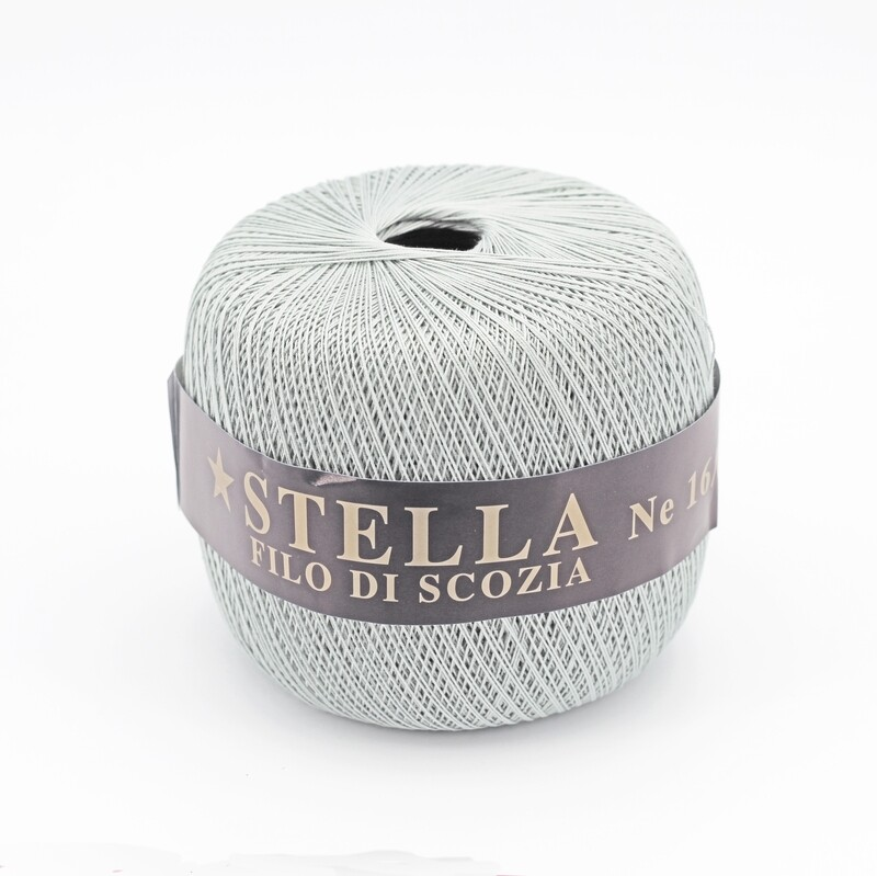 Silke by Arvier Filo di scozia stella colore 630 misura 8/5 grammi 100 Pz. 10