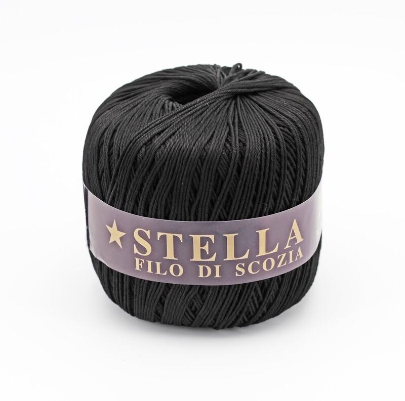 Silke by Arvier Filo di scozia stella colore 20 misura 8/5 grammi 100 Pz. 10