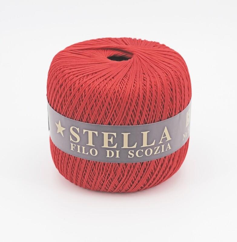 Silke by Arvier Filo di scozia stella colore 13 misura 8/5 grammi 100 Pz. 10