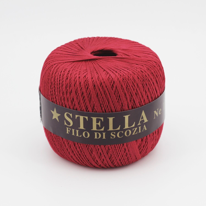 Silke by Arvier Filo di scozia stella colore 620 misura 8/5 grammi 100 Pz. 10