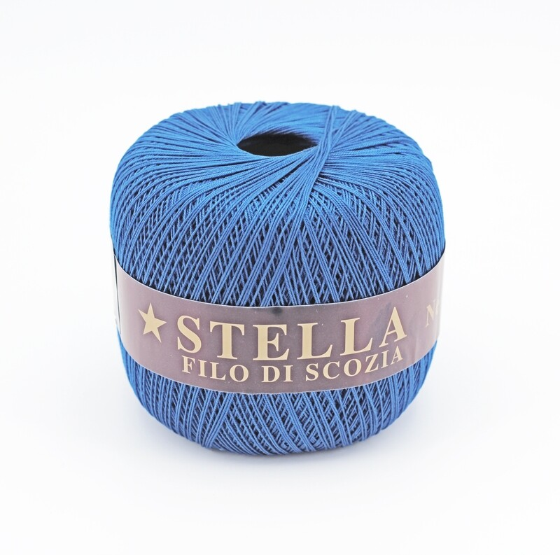 Silke by Arvier Filo di scozia stella colore 77 misura 8/5 grammi 100 Pz. 10