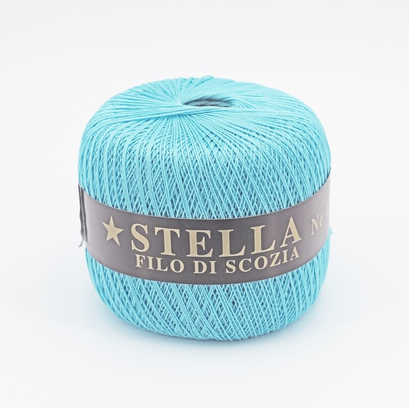 Silke by Arvier Filo di scozia stella colore 610 misura 8/5 grammi 100 Pz. 10