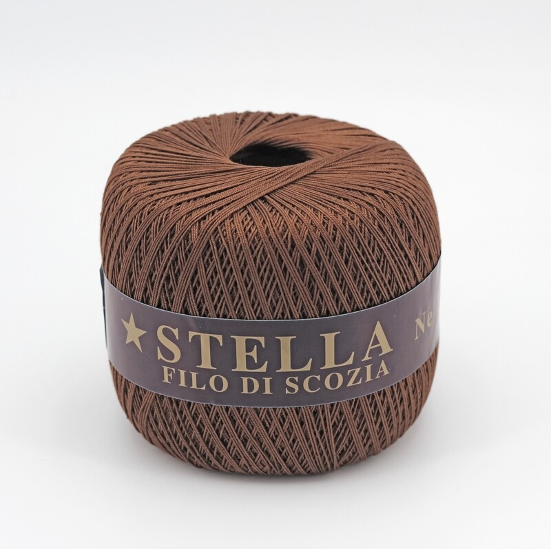 Silke by Arvier Filo di scozia stella colore 56 misura 8/5 grammi 100 Pz. 10