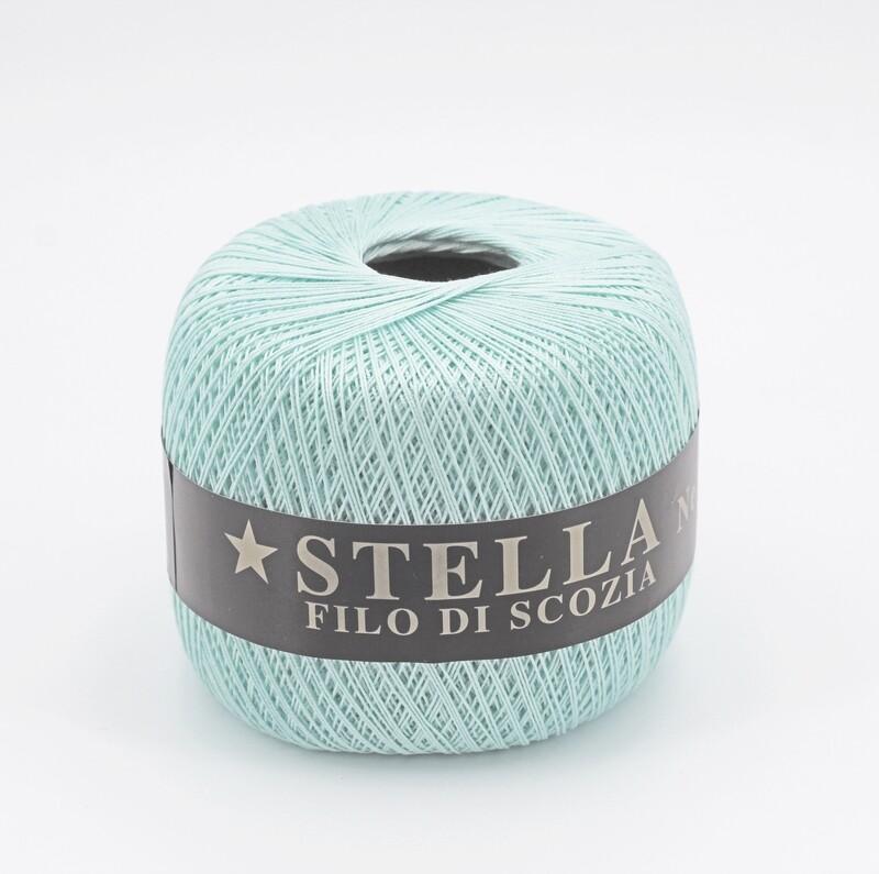 Silke by Arvier Filo di scozia stella colore 57 misura 8/5 grammi 100 Pz. 10