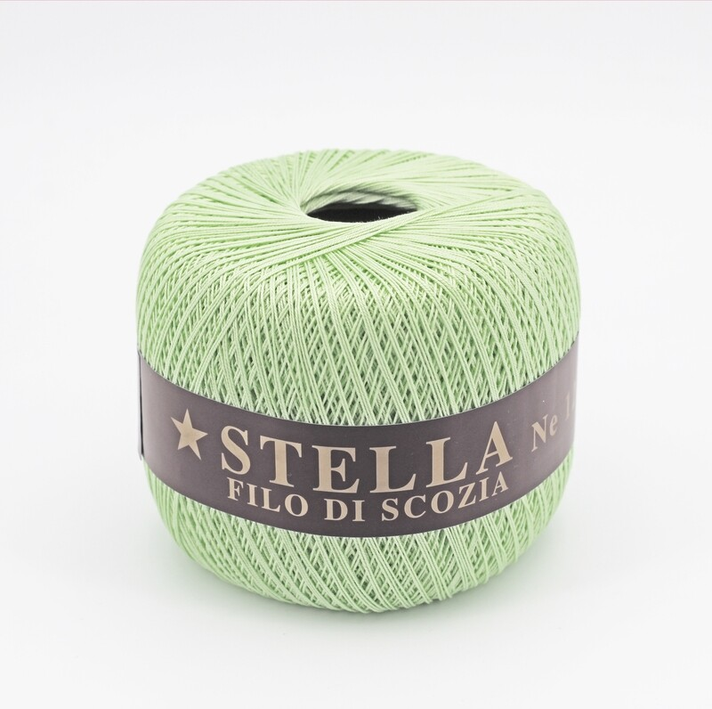 Silke by Arvier Filo di scozia stella colore 576 misura 8/5 grammi 100 Pz. 10