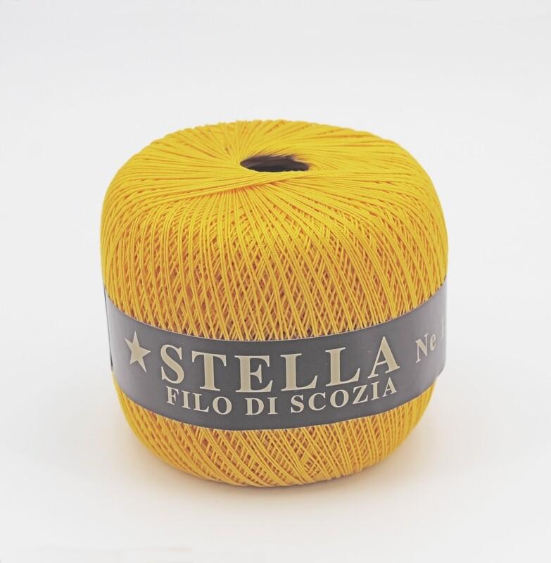 Silke by Arvier Filo di scozia stella colore 36 misura 8/5 grammi 100 Pz. 10