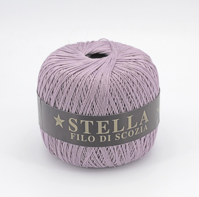 Silke by Arvier Filo di scozia stella colore 45 misura 8/5 grammi 100 Pz. 10