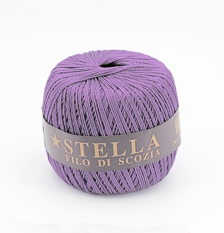 Silke by Arvier Filo di scozia stella colore 50 misura 8/5 grammi 100 Pz. 10