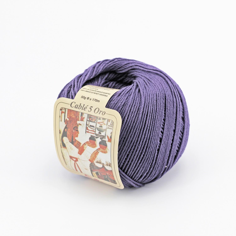 Cablè 5 colore 960 viola grammi 50 Pz. 10