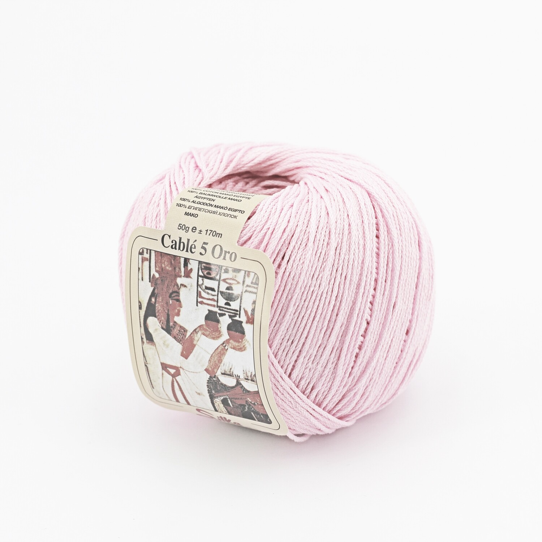 Cablè 5 colore 4 rosa grammi 50 Pz. 10