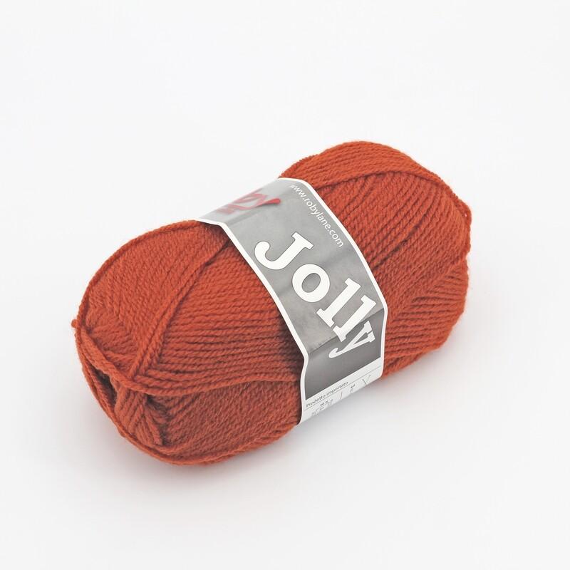 Filato jolly 100% acrilico colore 541 grammi 50 Pz. 10