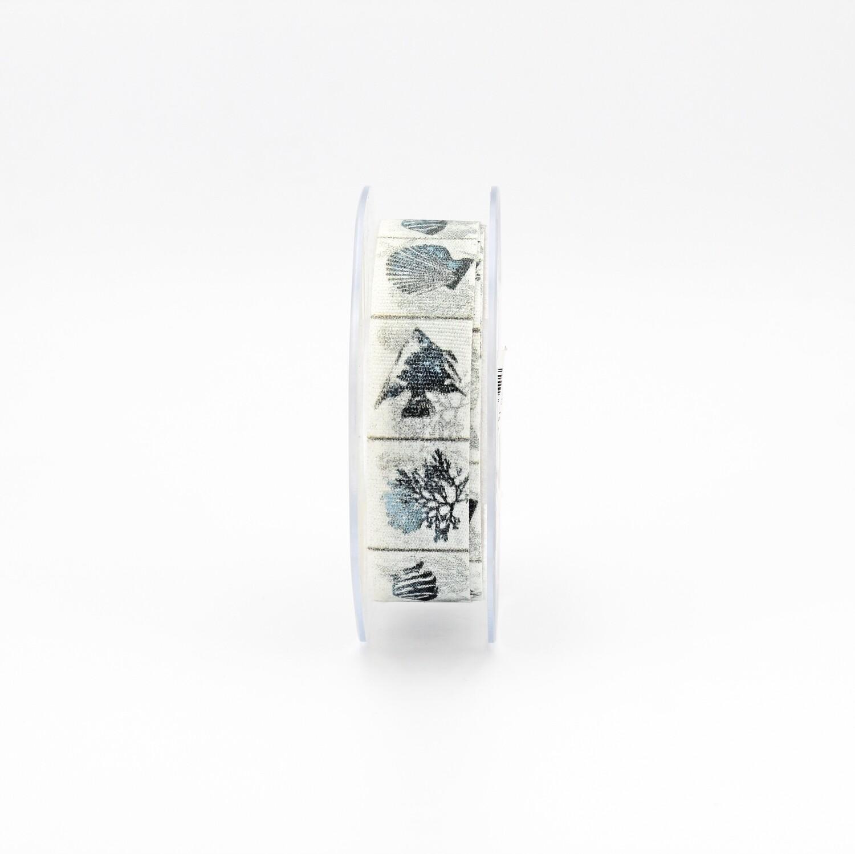 Furlanis nastro cotone collezione digitale mm.25 Mt.15
