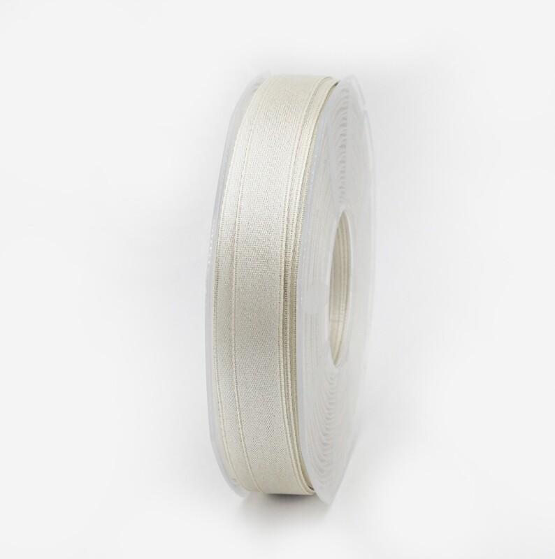Frulanis nastro doppio raso lurex oro colore 102 mm.16 Mt.50