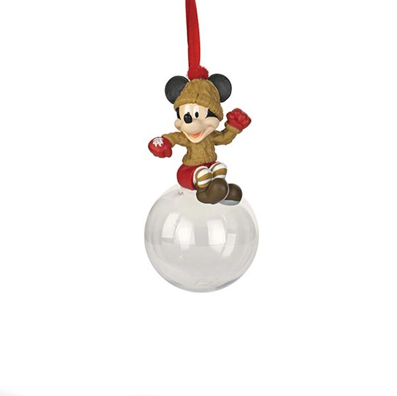 Bomboniera mickey su sfera Pz. 1
