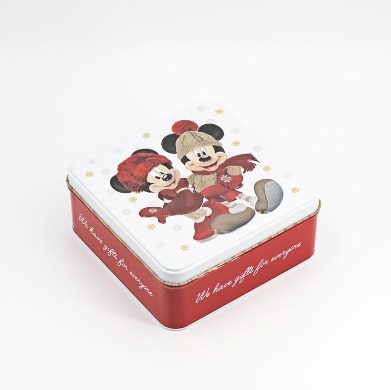 Set due scatole mickey minnie Pz. 1