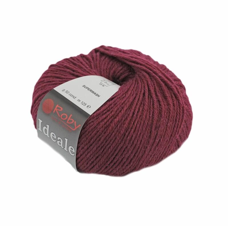 Lana ideale colore 643 grammi 50 Pz. 10