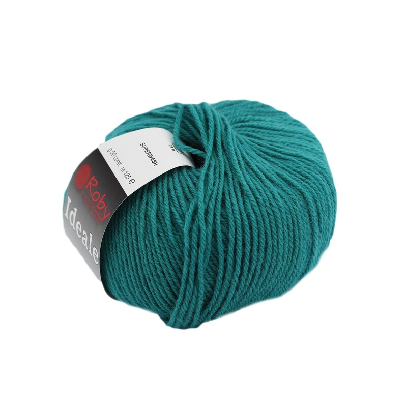 Lana ideale colore 245 grammi 50 Pz. 10