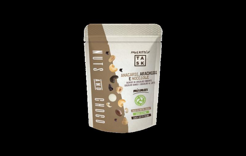Maxtris Nuts & Choco - Mixmax Pz.1