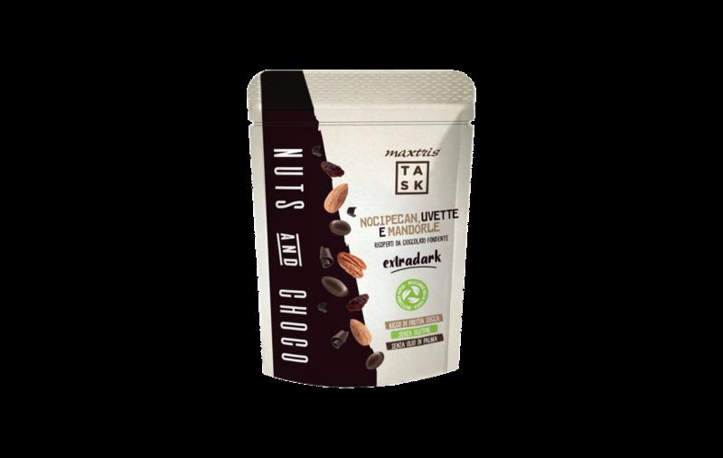 Maxtris Nuts & Choco - ExtraDark Pz.1