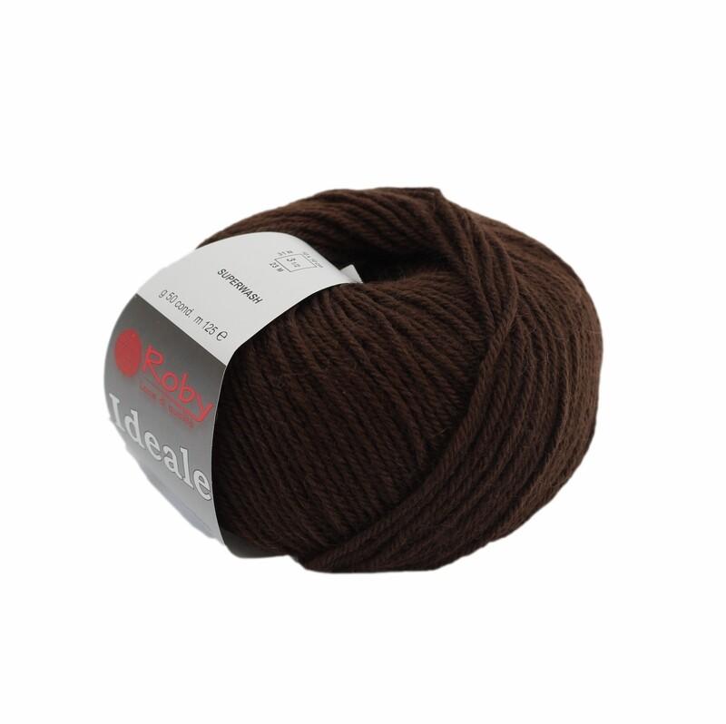 Lana ideale colore 450 grammi 50 Pz. 10