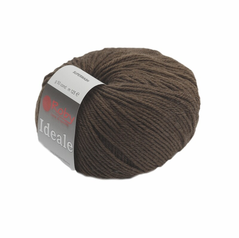 Lana ideale colore 714 grammi 50 Pz. 10