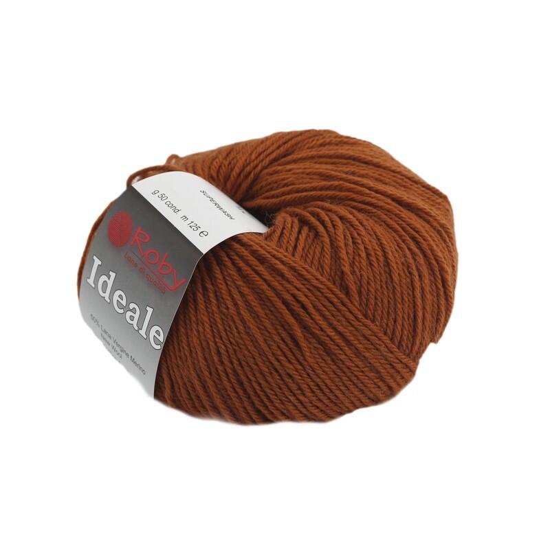 Lana ideale colore 638 grammi 50 Pz.10