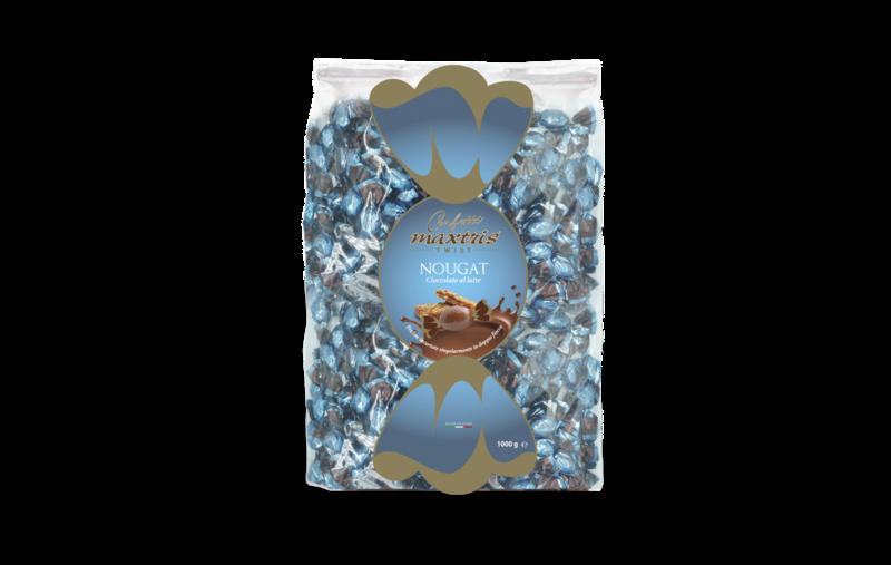 Maxtris Busta Twist Nougat Latte Pz.1